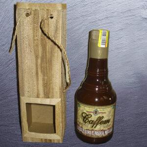 vidcafe productos bebidas de café Empaque de guasca Crema de whisky