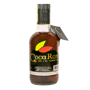 Ron de hoja de coca 375