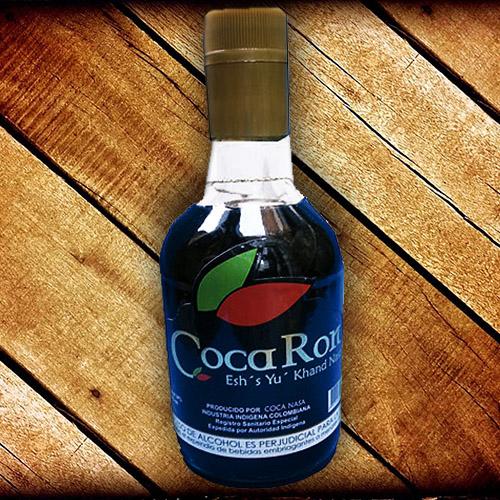 vidcafe productos bebidas de café Ron de  Hoja de Coca