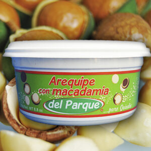 vidcafe productos bebidas de café arequipe macadamia 250 2