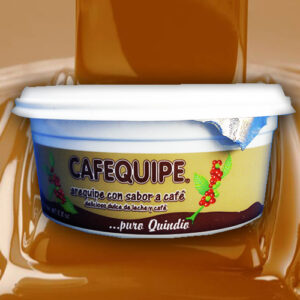 vidcafe productos bebidas de café arequipe tarro