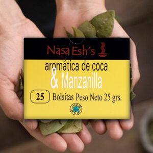 vidcafe productos bebidas de café aromatica coca nasa Manzanillla