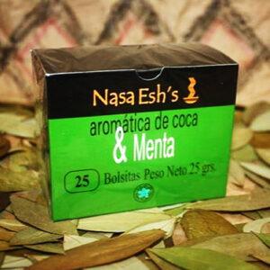 vidcafe productos bebidas de café aromatica coca nasa y Menta