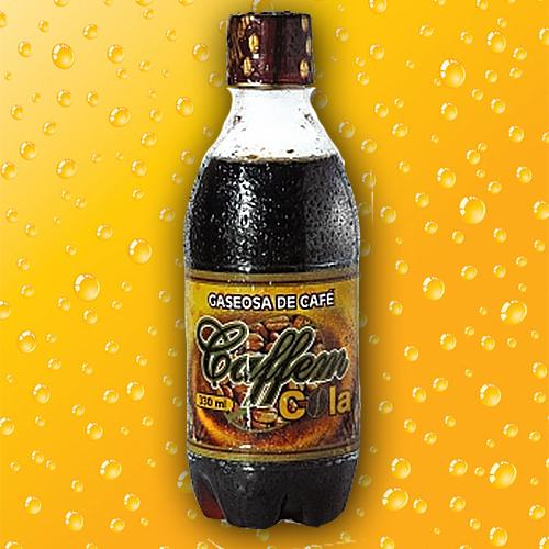 vidcafe productos bebidas de café Gaseosa de café 330 c.c.