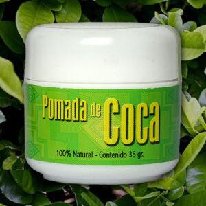 vidcafe productos bebidas de café Pomada de coca