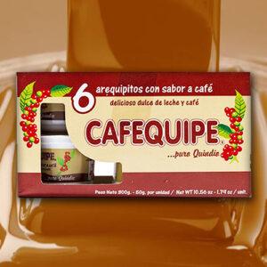 vidcafe productos bebidas de café arequipe de cafe x 6 unds