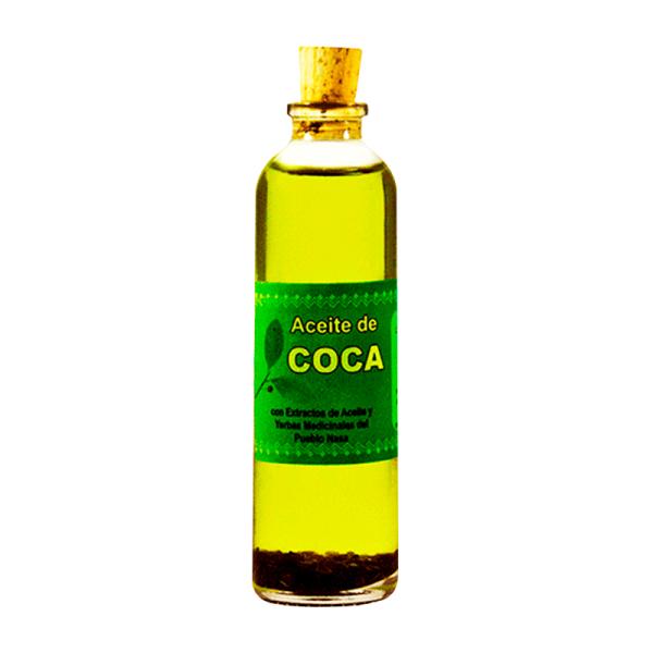 ACEITE DE COCA