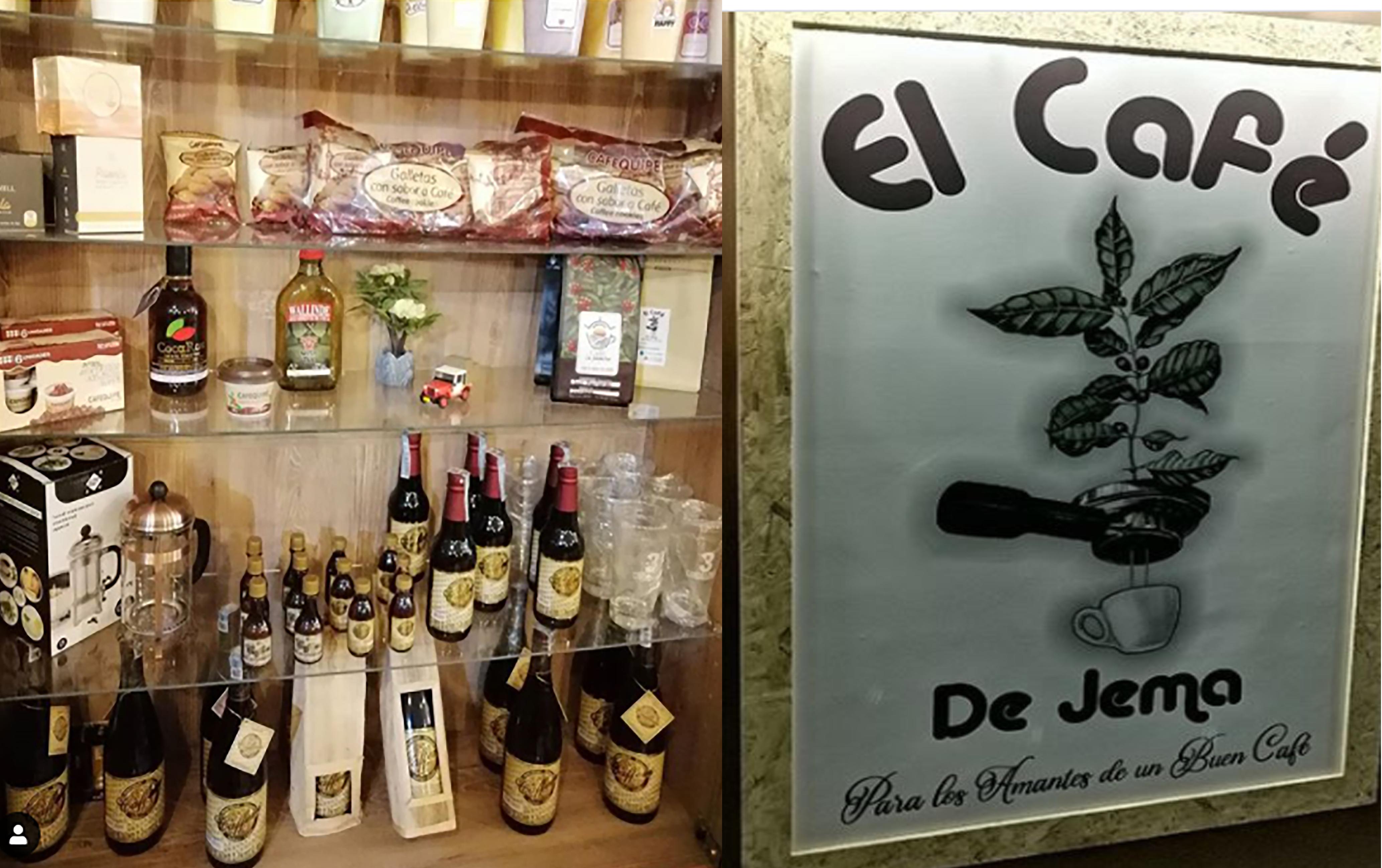 CAFE DE JEMA